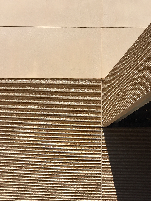 Architekturbeton, Betonfertigteile, Fertigteilfassade, Integrierte Sekundarschule Wartiner Straße Berlin
