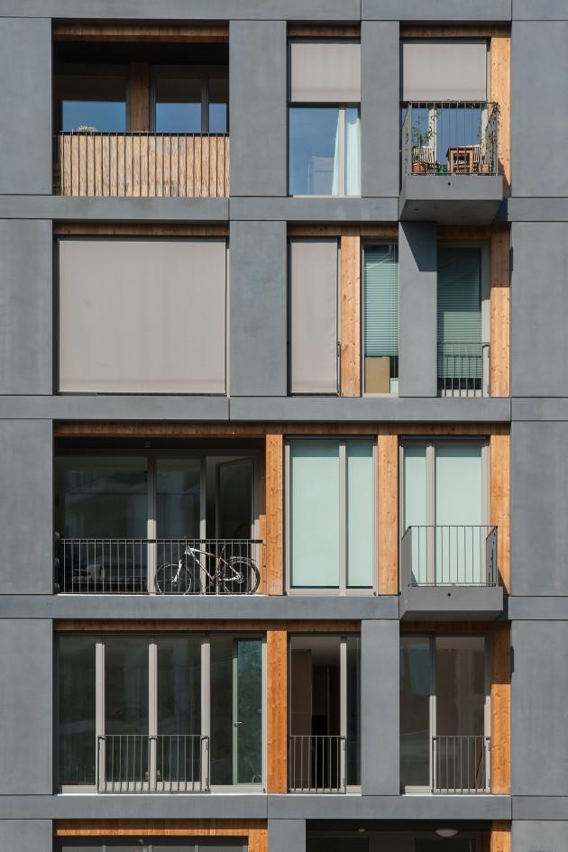 Mehrfamilienhaus in der dresdener stra e geithner bau for Mehrfamilienhaus berlin
