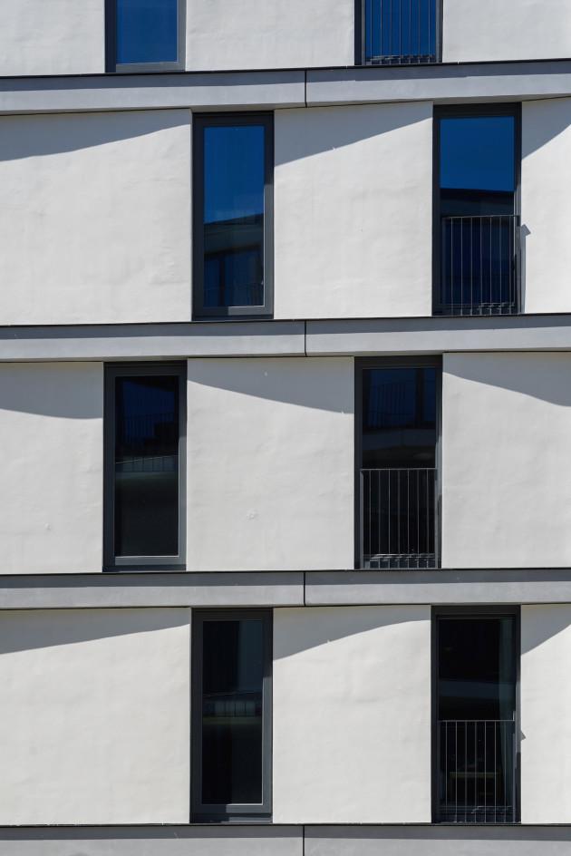 Mehrfamilienhaus polygongarden geithner bau for Polygon herstellung